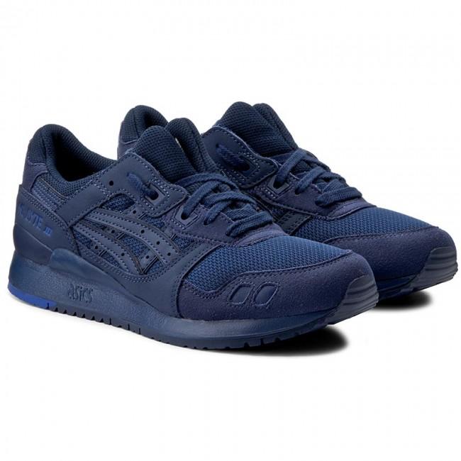 free shipping 47f15 35102 Sneakers ASICS - TIGER Gel-Lyte III H7N3N Indgo Blue/Indigo Blue 4949