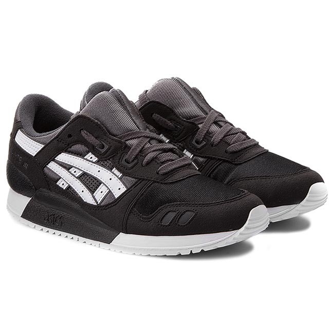 pretty nice 98987 14d5b Sneakers ASICS - TIGER Gel-Lyte III GS C5A4N Dark Grey/White 9501