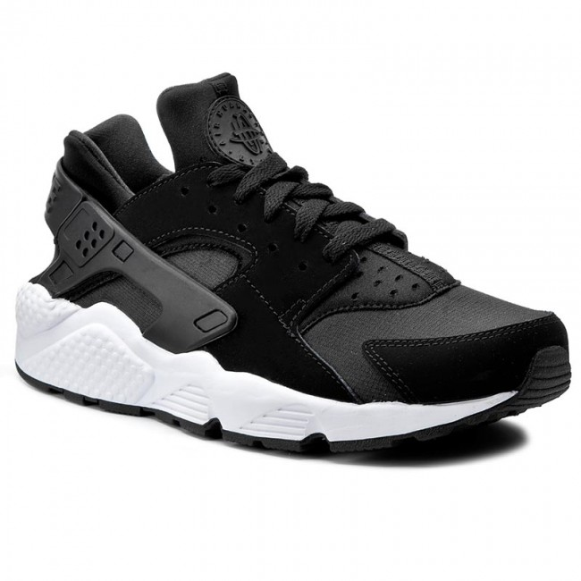 b7371930d9f9 Shoes NIKE - Air Huarache 318429 035 Black Black Black White ...
