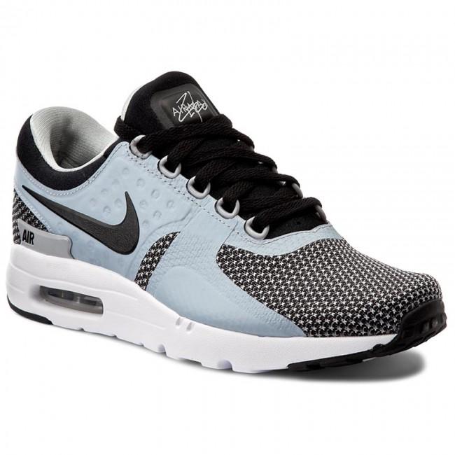 Shoes NIKE - Air Max Zero Essential 876070 002 Black/Black/Wolf Grey