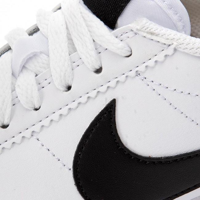 1065e1da22bdc3 Shoes NIKE - Classic Cortez Leather 807471 101 White Black White ...