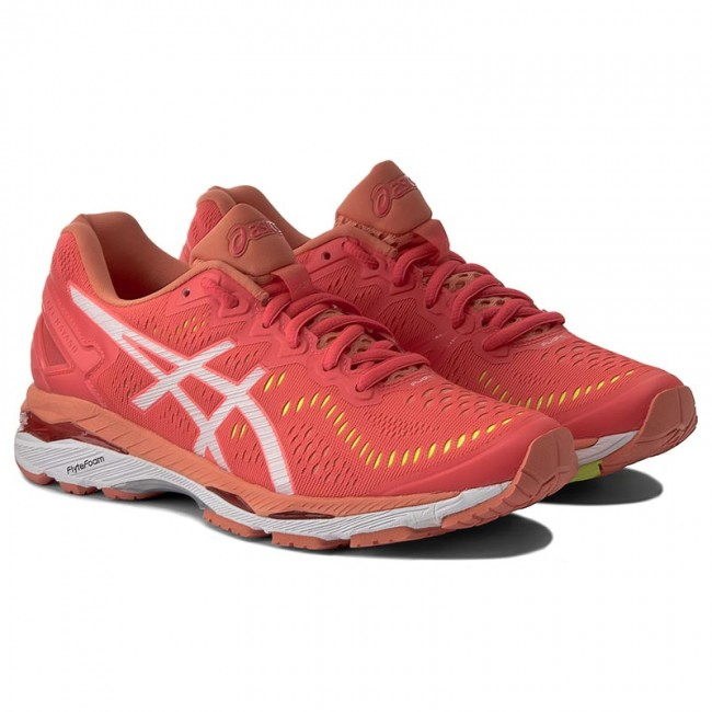 Chaussures ASICS Gel Kayano 23 T696N Gel Diva 19986 Rose/ 2001 Blanc/ Corail Rose 2001 1c7a16f - welovebooks.website
