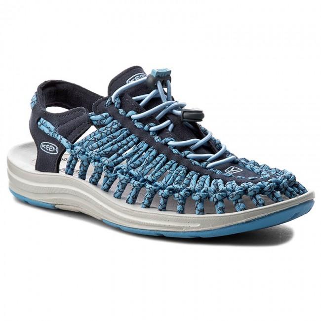Sandals KEEN - Uneek 1016897 Midnight Navy/Cendre Blue