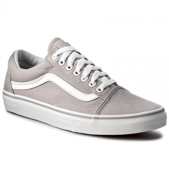 31ffaf1782 Plimsolls VANS - Old Skool VN0A38G1IYP Drizzle True White - Sneakers ...
