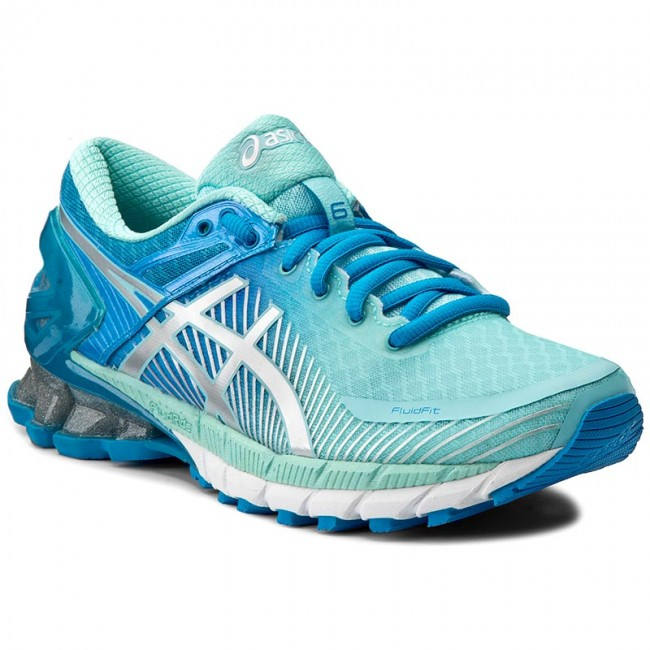 Shoes ASICS - Gel-Kinsei 6 T694N Diva Blue/Silver/Aqua Splash