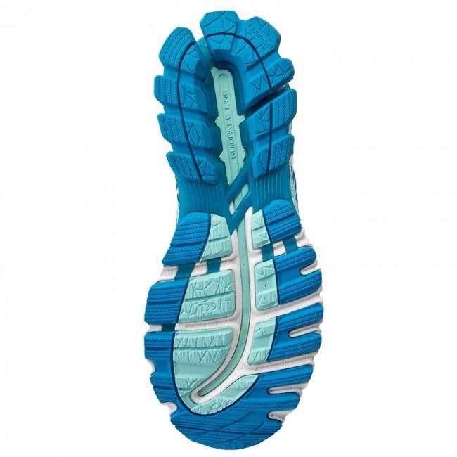 8533fcdc6b11 Shoes ASICS - Gel-Kinsei 6 T694N Diva Blue Silver Aqua Splash - Indoor -  Running shoes - Sports shoes - Women s shoes - www.efootwear.eu