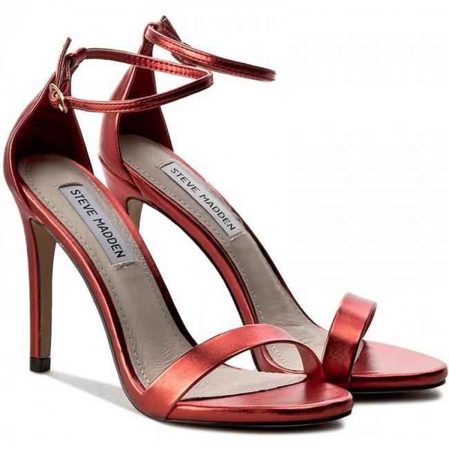 65589ffba84 Sandals STEVE MADDEN - Stecy Sandal 91000080-0W0-07004-03012 Red Metallic -  Elegant sandals - Sandals - Mules and sandals - Women s shoes -  www.efootwear.eu