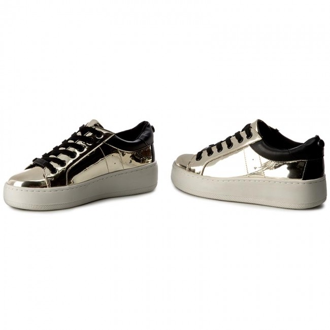 c77a9fab411 Sneakers STEVE MADDEN - Bertie-M Sneaker 91000229-0S0-07004-15008 Gold
