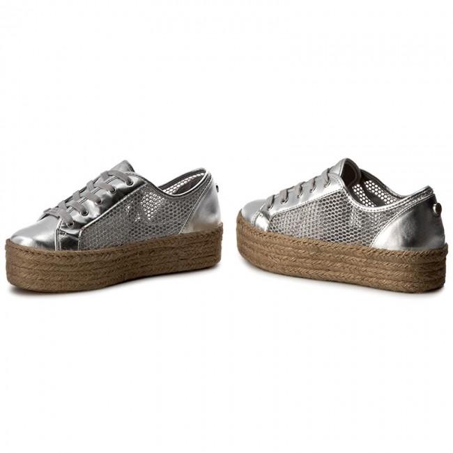 Espadrilles STEVE MADDEN - Mars Sneaker 91000387-0S0-07004-14001 Silver