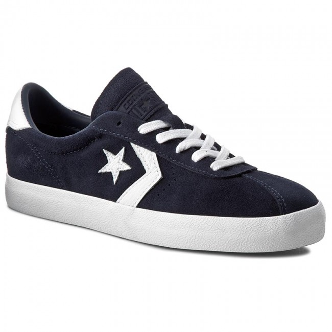 Sneakers CONVERSE - Breakpoint Ox 555925C Obsidian/Obsidian/White Nk4ErrtH