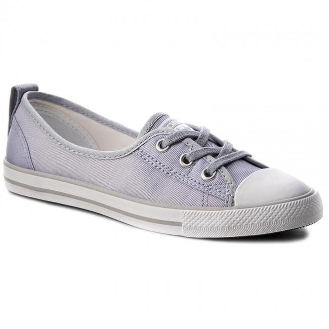 51f56b073299 Sneakers CONVERSE - Ctas Ballet Lace Slip 555870C Blue Granite White ...
