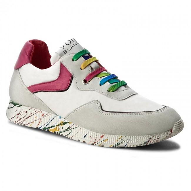 Sneakers VOILE BLANCHE - Space 0012012426.04.9137 Avorio/Platino/Bianco Comprar Barato Mayor Proveedor Toma El Envío Libre De La Calidad Navegar Salida 9pyIlgU81x