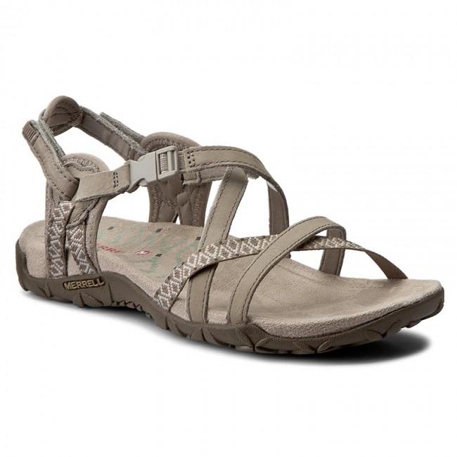 92cfcf0a9b54 Sandals MERRELL - Terran Lattice II J02766 Taupe - Casual sandals ...