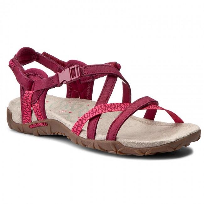 fb32453ea8e5 Sandals MERRELL - Terran Lattice II J55310 Fuchsia - Casual sandals ...