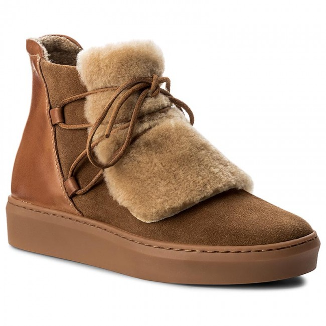c42b50e11d Boots GANT - Anne 15533089 Warm Khaki G771 - Boots - High boots and ...