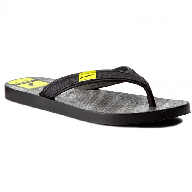 Slides RIDER - Shape Mix Thong Ad 11024 Black 21138