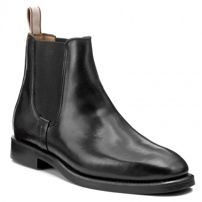 Gant Jennifer, Chelsea Boots Femme, Noir (Black G00), 39 EU