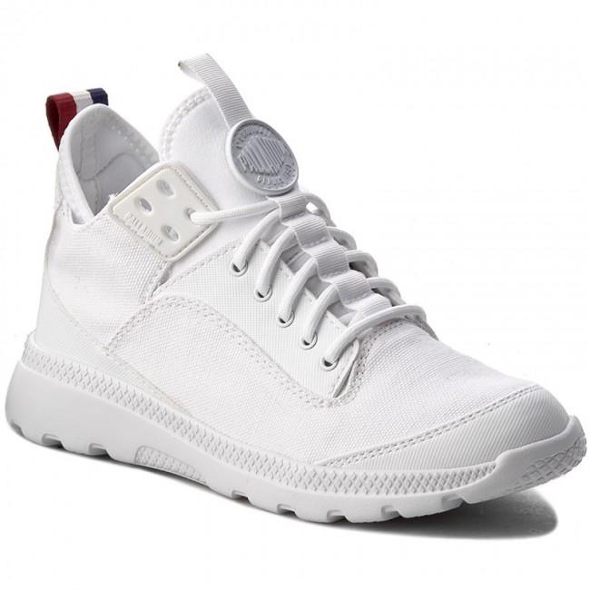 75eab49251 Sneakers PALLADIUM - Desvilles 75329-117-M White/Bwr - Sneakers ...