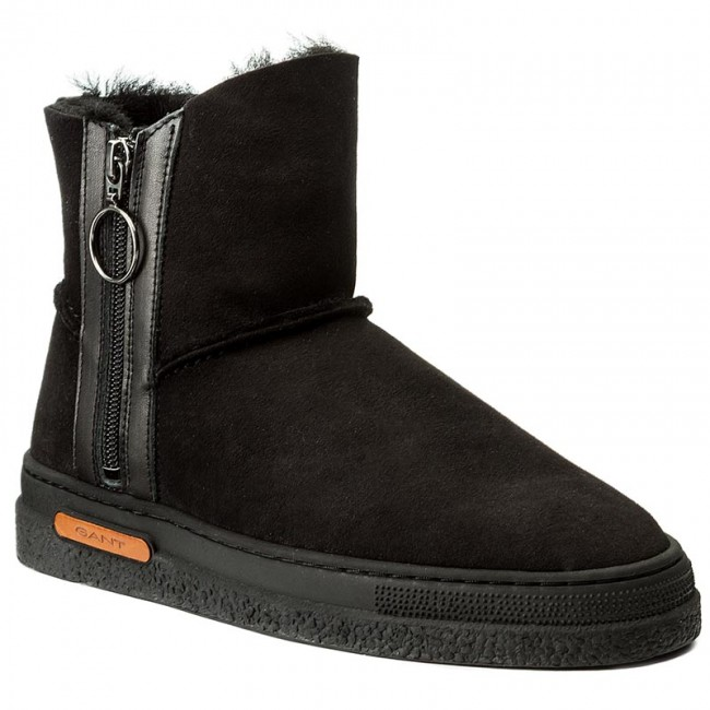 8fab799d2ff Shoes GANT - Maria 15548147 Black G00 - Boots - High boots and ...