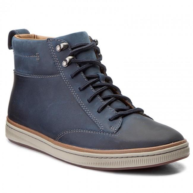 NORSEN MID - Sneaker high - dark navy Perfekt Günstig Kaufen Breite Palette Von Vorbestellung Für Verkauf QaWTcH6