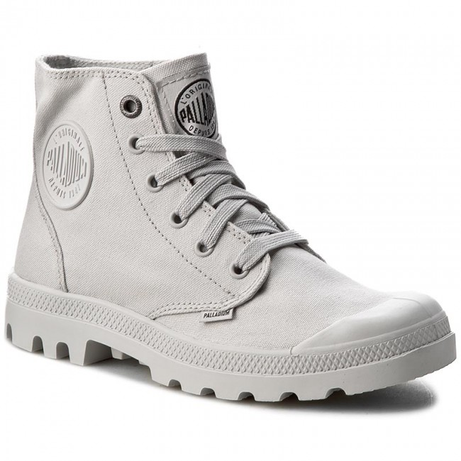a77efd625d Hiking Boots PALLADIUM - Mono Chrome 73089-029-M Lunar Rock ...