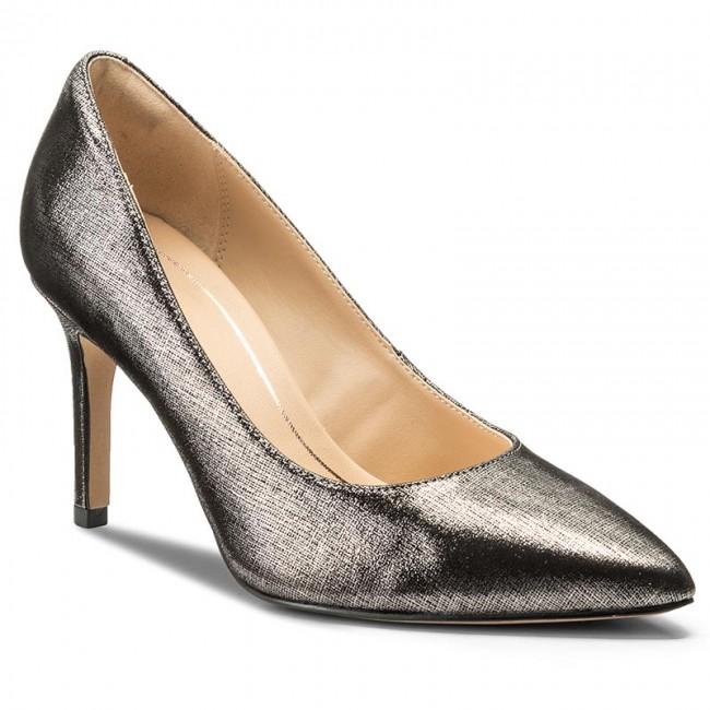 Stilettos CLARKS - Dinah Keer 261267054 Pewter Metallic