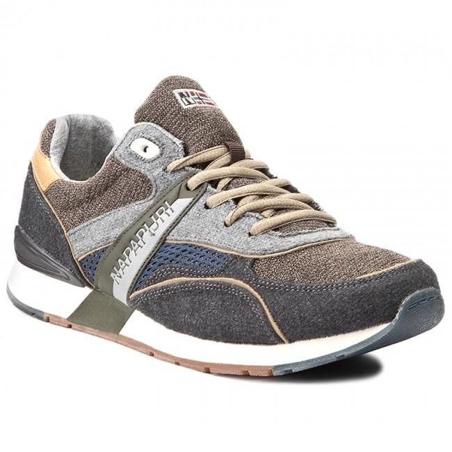 9baa63840e7 Sneakers NAPAPIJRI - Rabari 15838200 Multi Grey N805 - Sneakers ...