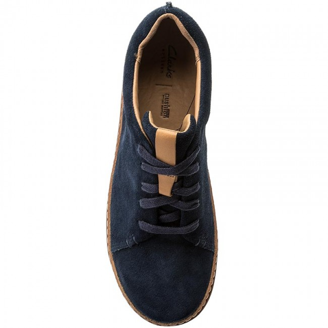 Sneakers CLARKS - Amberlee Crest 261280334 Navy Aclaramiento De Las Más Baratas Comprar En Línea Auténtica Aclaramiento De Baja Tarifa De Envío LXETAFr5