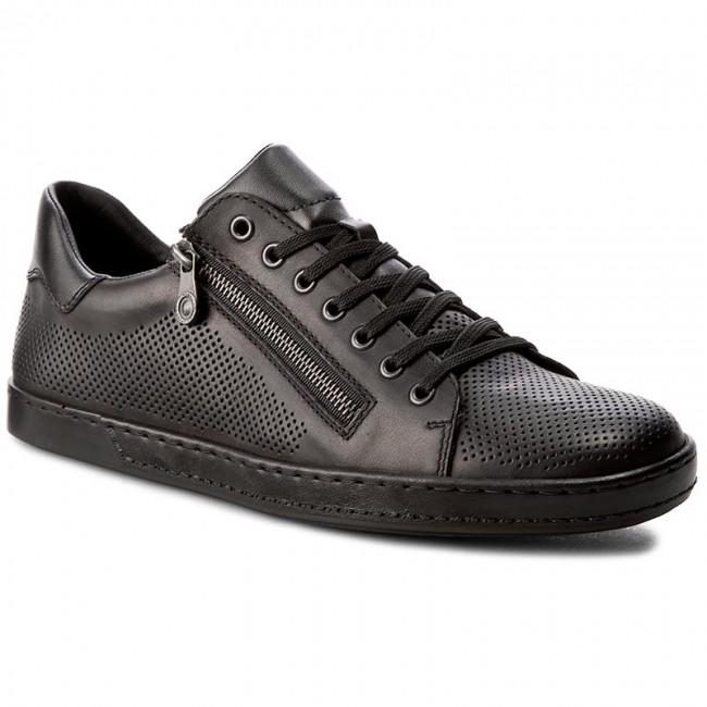 Shoes RIEKER - B2821-00 Black - Casual - Low shoes - Men s shoes ... 834c2d3384