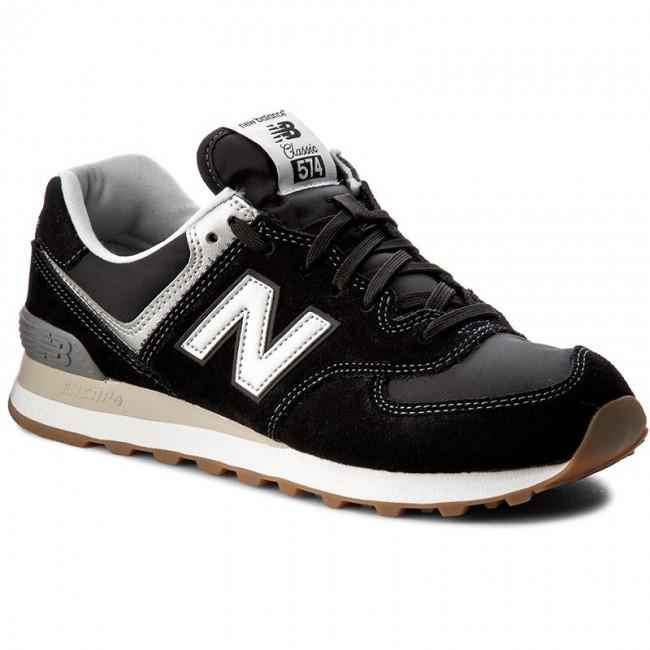 Sneakers NEW BALANCE - ML574HRM Black - Sneakers - Low shoes ... b5b7b3e859