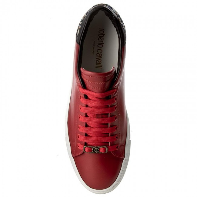 Sneakers ROBERTO CAVALLI - 2070 C Sport Cardinal - Sneakers - Low shoes - Men s  shoes - www.efootwear.eu b308a91b6f