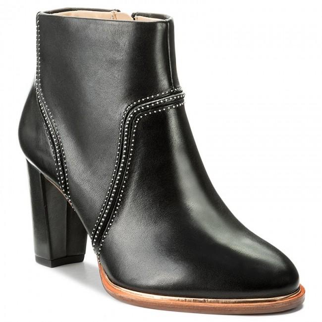 Boots CLARKS - Ellis Betty 261291714 Black Leather