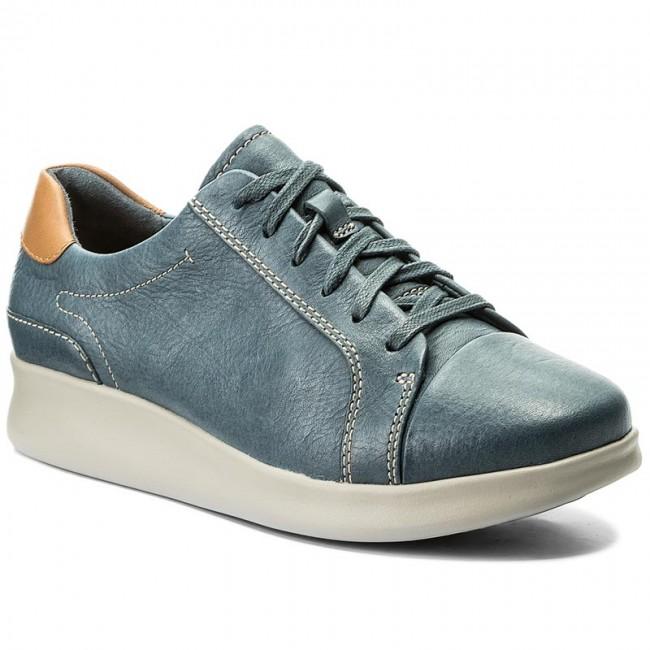 Shoes CLARKS - Un Flare 261295784 Slate