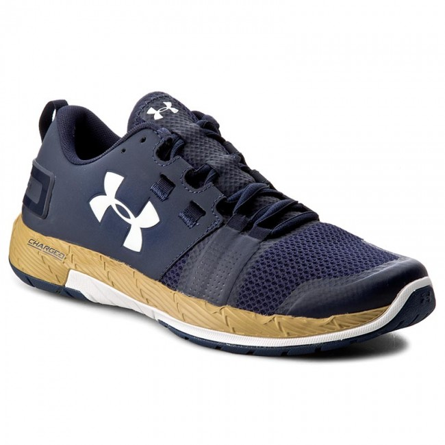 Shoes UNDER ARMOUR - Ua Commit Tr 1285704-410 Mdn Mgo Wht - Fitness ... 5c959a5757c