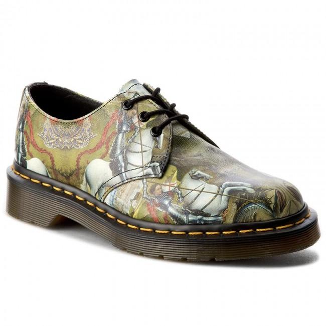 Shoes DR. MARTENS - 1461 Multi - Casual - Low shoes - Men s shoes ... 3635a7013b8fe