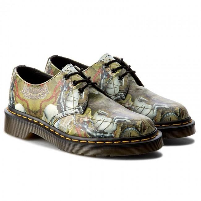 Shoes DR. MARTENS - 1461 Multi - Casual - Low shoes - Men s shoes -  www.efootwear.eu 3d0e3f6649afc