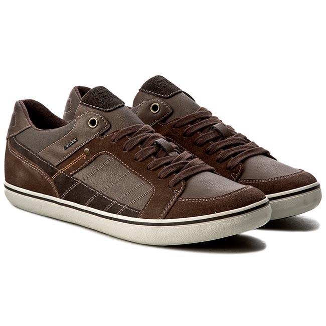 Sneakers GEOX U Box F U64R3F 022ME C6007 Cigar