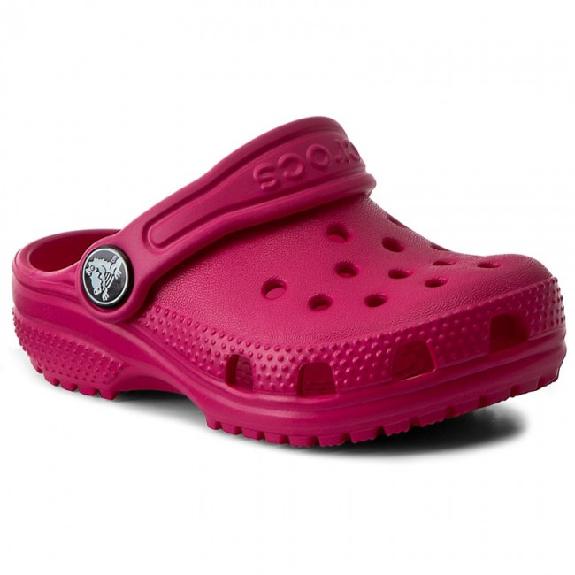 1aed50ecd Slides CROCS - Classic Clog K 204536 Candy Pink - Clogs and mules ...