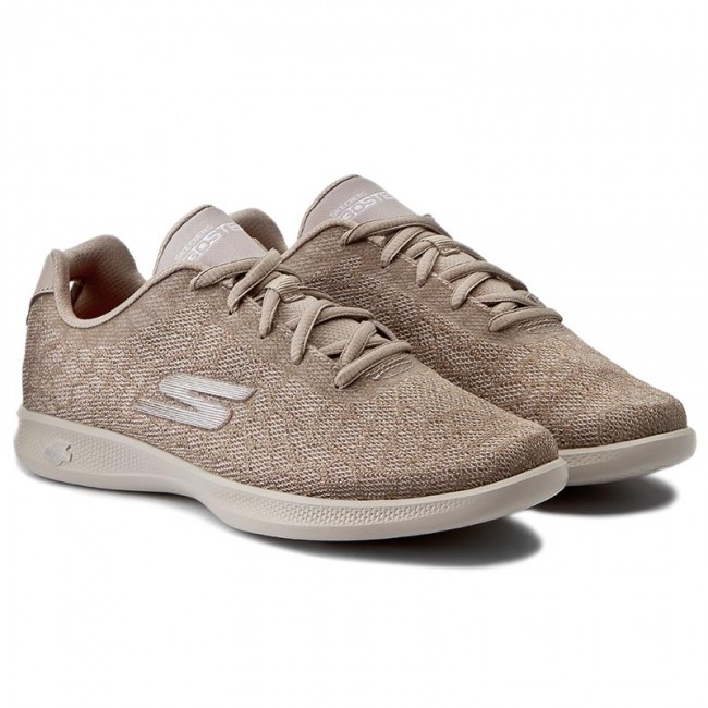 Shoes SKECHERS - Radiancy 14486 TPE Taupe - Fitness - Sports shoes ... af9f8a8143