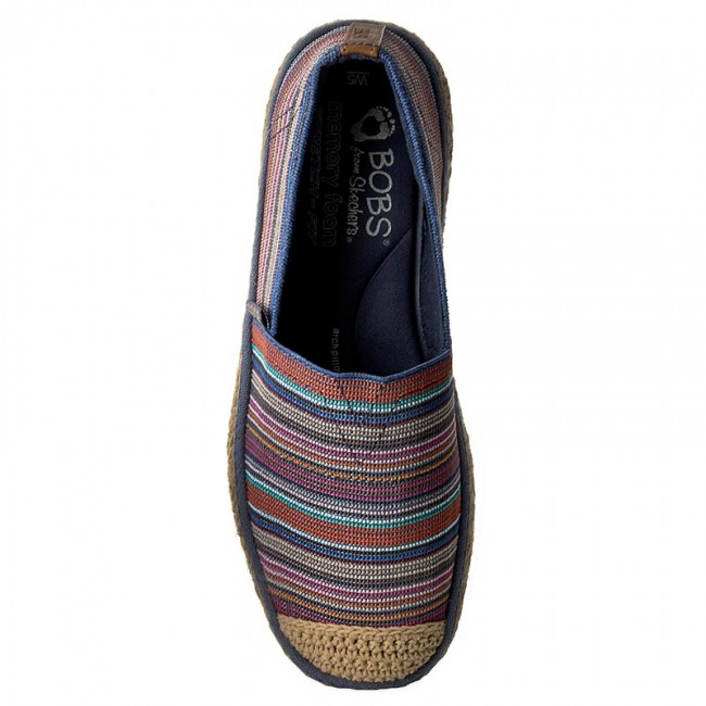 Espadrilles SKECHERS - BOBS Cabana Party 34253 MLT Multi - Espadrilles - Low  shoes - Women s shoes - www.efootwear.eu ea07bd4808