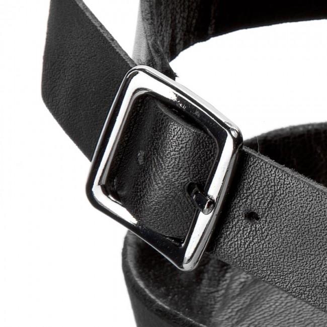 a89611b5fb2788 Sandals VAGABOND - Funk 4390-101-20 Black - Sandals - Mules and ...