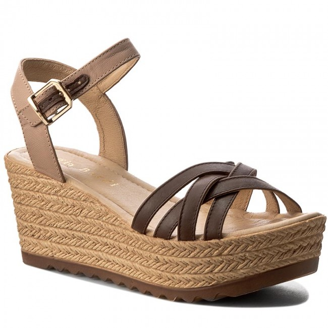 Sandals SERGIO BARDI  Roseline FS127237417AF 104  Wedges  Mules and sandals  Womens shoes       0000199566912