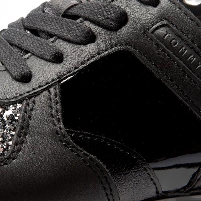9961f18374b55 Sneakers TOMMY HILFIGER - Sady 13C2 FW0FW01481 Black 990 - Sneakers ...