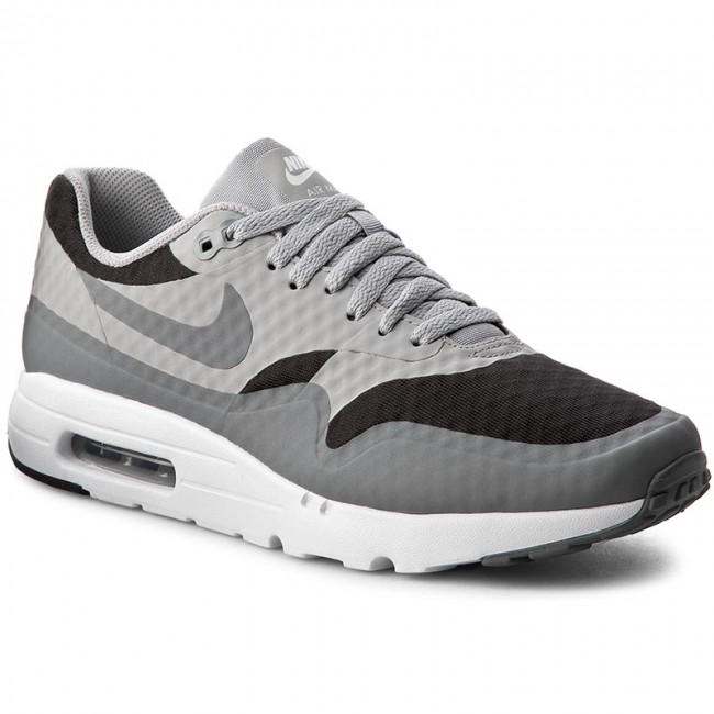 on sale 5fafc 3ab22 Shoes NIKE. Air Max 1 Ultra Essential 819476 008 Black Cool Grey Wolf Grey