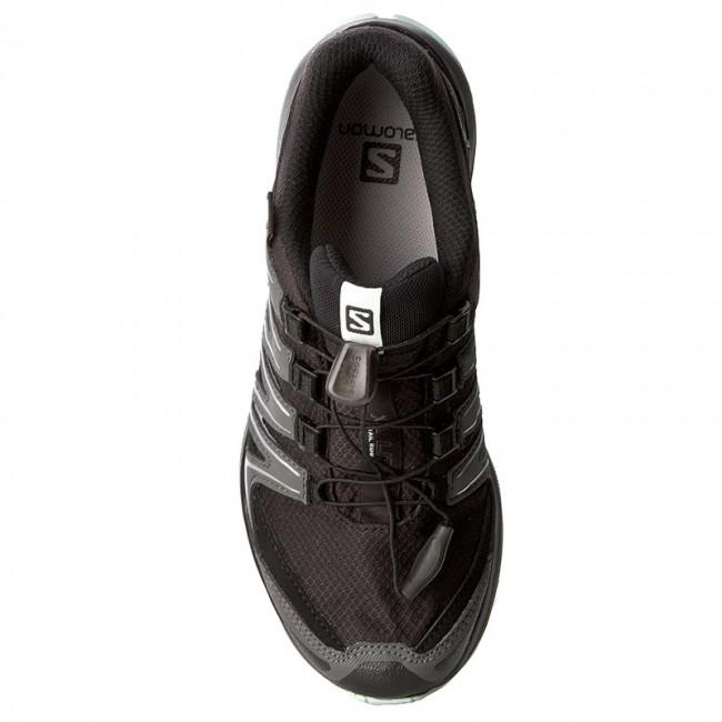 Shoes SALOMON Xa Lite Gtx GORE TEX 393326 20 V0 Black cOQPy