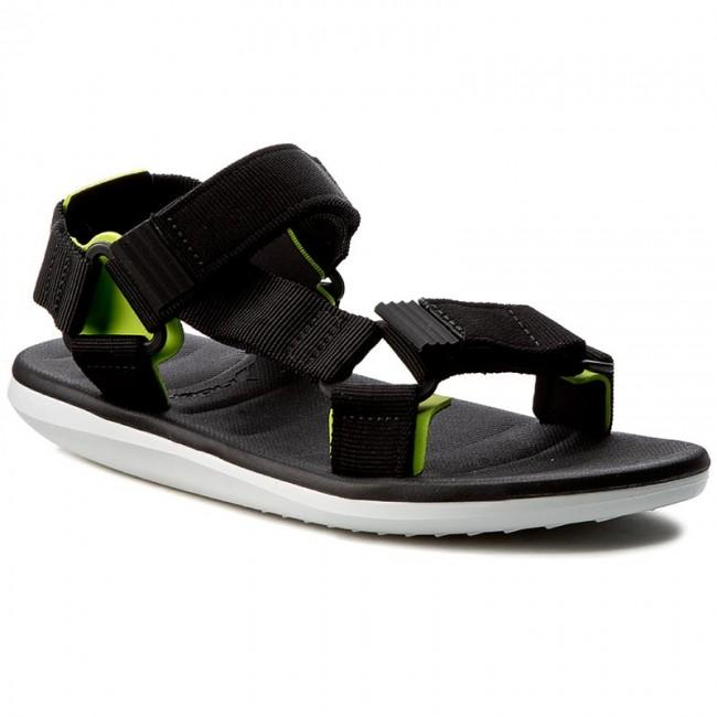 Sandals RIDER - Rx Sandal Ad 82137 White/Black/Green 22157
