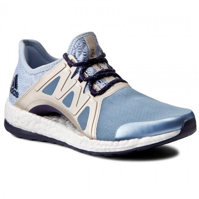 Shoes adidas - PureBoost Xpose Clima BB1740 Tacblu Easbl - Indoor ... cc50ef6a603