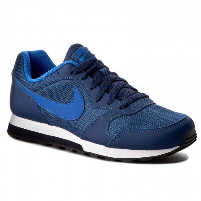 c777683bb Shoes NIKE - Md Runner 2 (GS) 807316 405 Coastal Blue Hyper Cobalt ...
