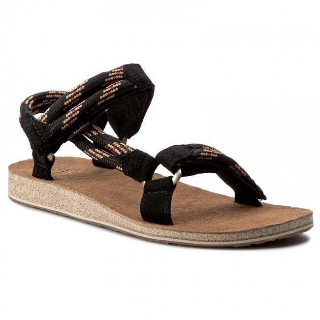 75a87ec78 Sandals TEVA - Original Universal Rope 1015189 Black - Sandals ...