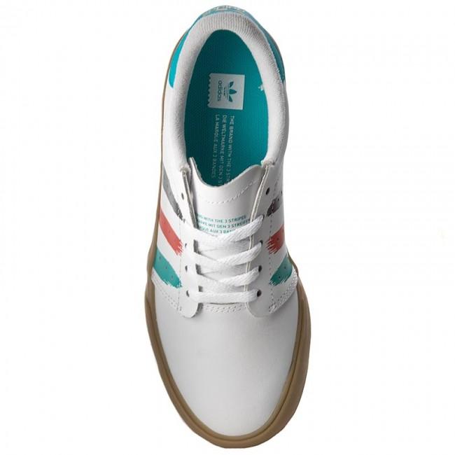 Shoes adidas Seeley Court BW0659 FtwwhtEnebluEnergy